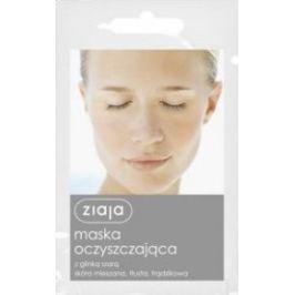 Ziaja Šedý jíl čisticí pleťová maska smíšená a mastná pleť 7 ml Pleťové masky