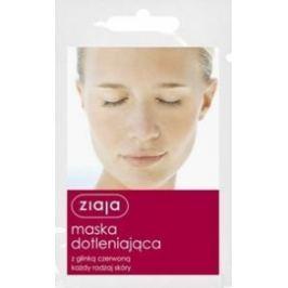 Ziaja Červený jíl okysličovací pleťová maska všechny typy pleti 7 ml