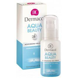 Dermacol Aqua Beauty hydratační gel-krém pro denní i noční péči 50 ml Drogerie