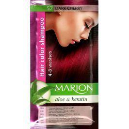 Marion Tónovací šampon 57 Tmavá višeň 40 ml Drogerie