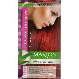 Marion Tónovací šampon 56 Intenzivní červená 40 ml