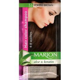 Marion Tónovací šampon 53 Kávově hnědá 40 ml Drogerie