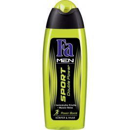Fa Men Sport Double Power Power Boost sprchový gel na tělo a vlasy pro muže 250 ml Sprchové gely