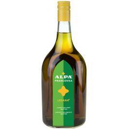 Alpa Francovka Lesana lihový bylinný roztok 1000 ml Masážní přípravky