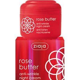 Ziaja Květ růže protivráskový krém na noc 50 ml