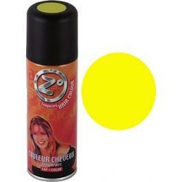 Zo barevný lak na vlasy Žlutý 125 ml sprej Drogerie