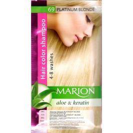 Marion Tónovací šampon 69 Platinový blond 40 ml Drogerie