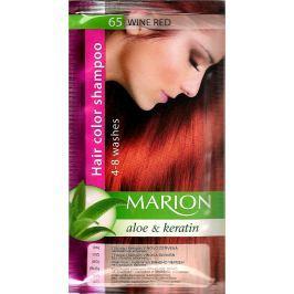Marion Tónovací šampon 65 Vínovo červená 40 ml Drogerie