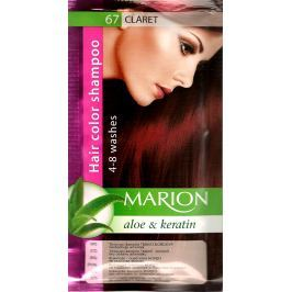 Marion Tónovací šampon 67 Tmavé bordó 40 ml Drogerie