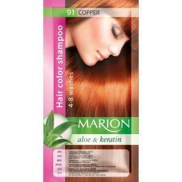 Marion Tónovací šampon 91 Měď 40 ml Drogerie