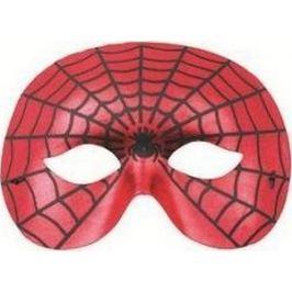 Spiderman škraboška 19 cm vhodná pro dospělé
