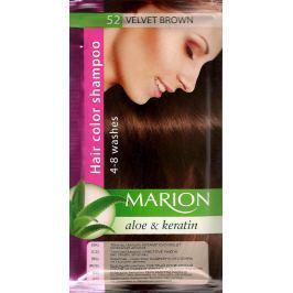 Marion Tónovací šampon 52 Hnědý samet 40 ml