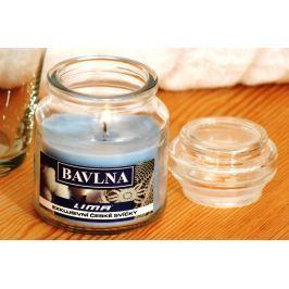Lima Aroma Dreams Bavlna aromatická svíčka sklenička s víčkem 120 g