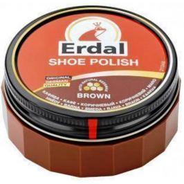 Erdal Krém na obuv Hnědý v dóze 55 ml