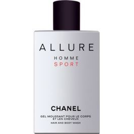 Chanel Allure Homme Sport sprchový gel 200 ml