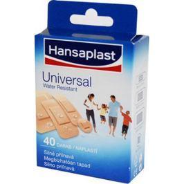 Hansaplast Universal silně přilnavá náplast 40 kusů