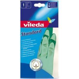 Vileda Standard Rukavice gumové S malé 1 pár Gumové rukavice