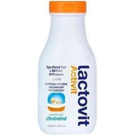 Lactovit Activit sprchový gel s aktivní ochranou 300 ml