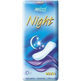Micci Night intimní vložky 10 kusů