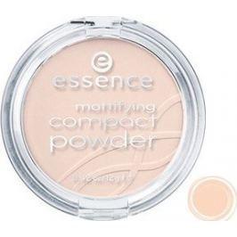Essence Mattifying Compact Powder pudr 10 Light Beige 12 g
