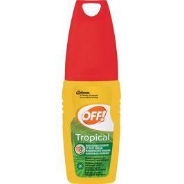 Off! Tropical repelentní přípravek rozprašovač 100 ml