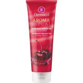 Dermacol Aroma Ritual Černá třešeň Povzbuzující sprchový gel 200 ml