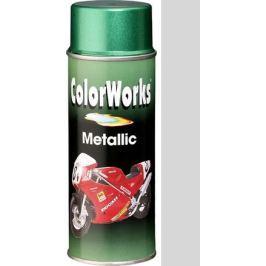 Color Works Metallic 918583 stříbrná metalíza nitrocelulózový lak 400 ml