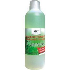 Bione Cosmetics Cannabis odlakovač na nehty 200 ml