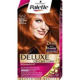 Schwarzkopf Palette Deluxe barva na vlasy 7-77 Intenzivní zářivě měděný 562 115 ml