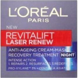 Loreal Paris Revitalift Laser Renew pro urychlení obnovy pleti noční krém 50 ml