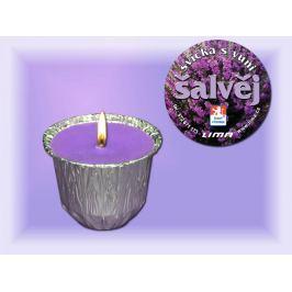 Lima Ozona Šalvěj vonná svíčka 115 g