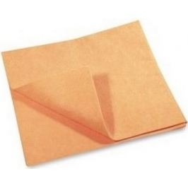 Clanax Petr Mycí hadr netkaný oranžový 50 x 60 cm, 180 g, 1 kus