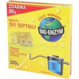 Bio-Enzym Bio-P1 biologický přípravek k likvidaci organických nečistot do septiku, žumpy, suchého záchodu 100 g