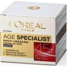 Loreal Paris Age Specialist 45+ noční krém proti vráskám 50 ml