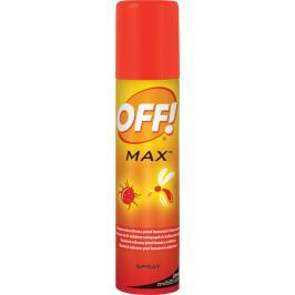Off! Max repelent sprej 100 ml
