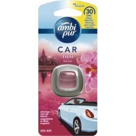 Ambi Pur Car Thai Orchid osvěžovač vzduchu do auta 2 ml