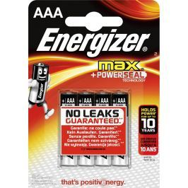 Energizer Baterie AAA LR03 1,5V 4 kusy