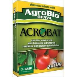 AgroBio Acrobat MZ WG přípravek na ochranu rostlin proti plísni brambor, rajčat, cibule, okurky ve skleníku a révy vinné 2 x 10 g