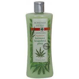 Bohemia Gifts & Cosmetics Cannabis Konopný olej regenerační koupelová pěna 500 ml