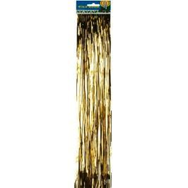 Lameta zlatá 45 x 30 cm 1 kus