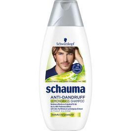 Schauma Anti Grease & Dandruff Citronová tráva proti lupům šampon na vlasy pro muže 400 ml