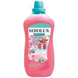 Sidolux Universal Květ Japonské višně mycí prostředek na všechny omyvatelné povrchy a podlahy 1 l