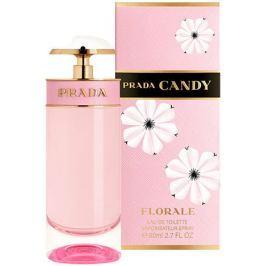 Prada Candy Florale toaletní voda pro ženy 50 ml