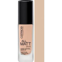 Catrice All Matt Plus Shine Control make-up 015 Vanilla Beige 30 ml