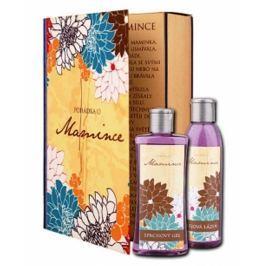 Bohemia Gifts & Cosmetics Kniha Pohádka o mamince sprchový gel 250 ml + olejová lázeň 200 ml (s příjemnou levandulovou vůní), kosmetická sada