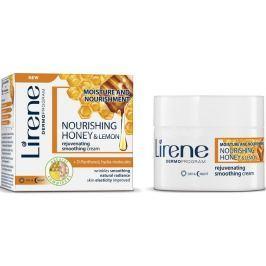 Lirene Med a Citron Hydratující Vyživující Omlazující Vyhazující denní i noční krém 50 ml