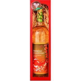 Bohemia Gifts & Cosmetics Sauvignon Blanc Srdeční záležitost dárkové víno 750 ml Vína