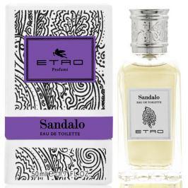 Etro Sandalo toaletní voda unisex 50 ml Unisex parfémy