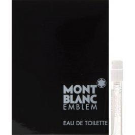 Montblanc Emblem toaletní voda 1,2 ml s rozprašovačem, Vialka Pánské parfémy