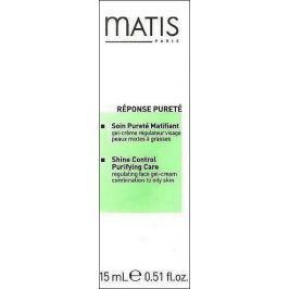 Matis Paris Réponse Pureté Shine Control Purifying Care gelový krém regulující mastnotu 15 ml